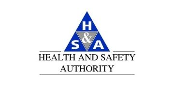 The Health and Safety Authority logo