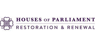 Houses of Parliament Restoration and Renewal logo