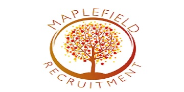 Maplefield Recruitment logo
