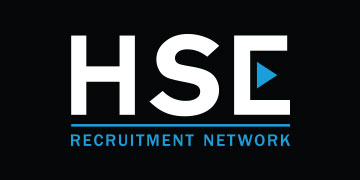 The HSE Recruitment Network logo